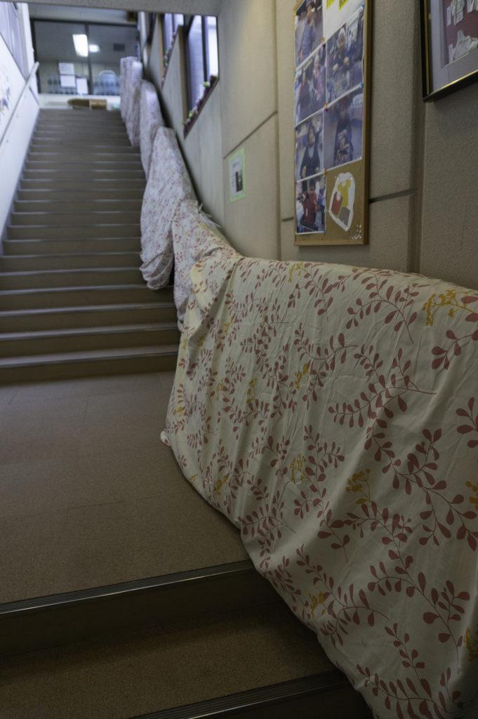 「特別養護老人ホーム 長沢壮寿の里」防災訓練