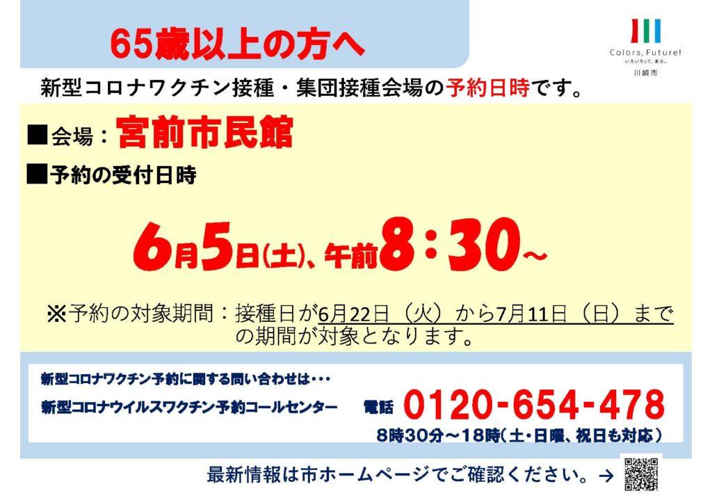 川崎市新型コロナウイルス感染症情報